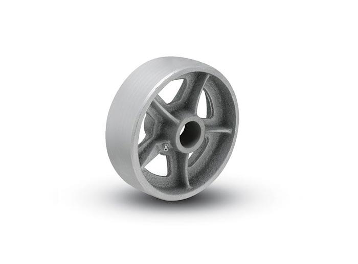 ALBION CA Cast Iron Wheels