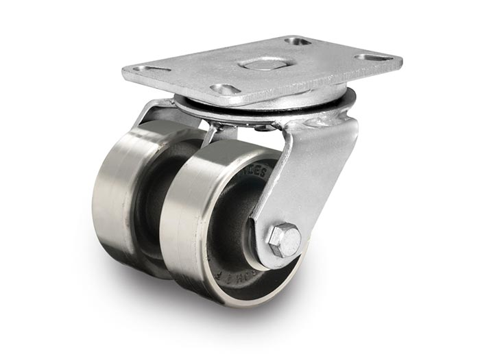 ALBION 281Imported Dual wheel Caster